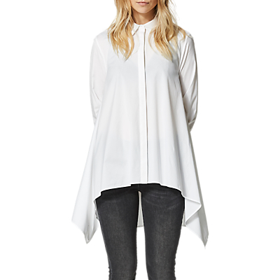 Selected Femme Mili Long Sleeve Shirt, Snow White