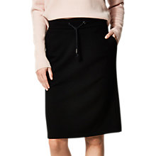 Buy Selected Femme Sadie Skirt, Black Online at johnlewis.com