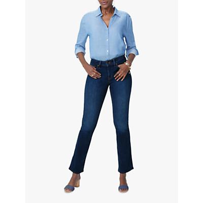 NYDJ Billie Slim Bootcut Jeans, Cooper