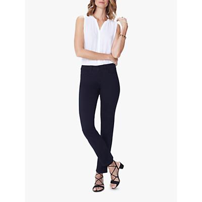 NYDJ Sheri Slim Regular Jeans, Black