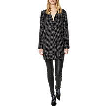 Buy Selected Femme Millado Jacket, Black Online at johnlewis.com