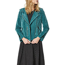 Buy Selected Femme Sanella Jacket, North Atlantic Online at johnlewis.com