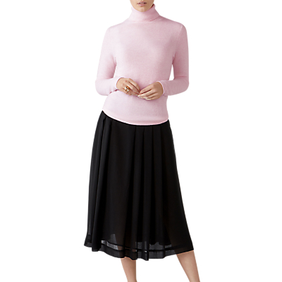 Pure Collection Soft Pleat Skirt Review