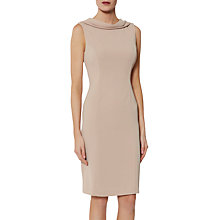 Buy Gina Bacconi Stephanie Roll Collar Dress Online at johnlewis.com
