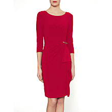 Buy Gina Bacconi Vivian Jersey Frill Dress Online at johnlewis.com