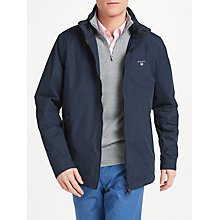 Buy GANT The Mist Shower Proof Jacket Online at johnlewis.com