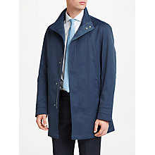 Buy Bugatti Sportive Flexcity Water Repellent 86cm Mac, Navy Online at johnlewis.com