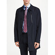 Buy Bugatti Sportive Rainproof 88cm Mac, Navy Online at johnlewis.com