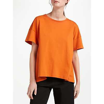 Kin by John Lewis Fluted Back T-Shirt