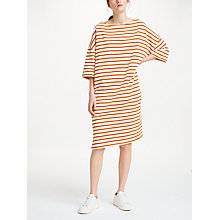Buy Kin by John Lewis Striped Breton Dress Online at johnlewis.com