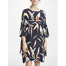 Buy Kin by John Lewis Sibay Tie Detail Oversized Dress, Multi Online at johnlewis.com