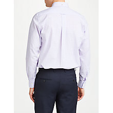 Buy GANT Regular Fit Poplin Gingham Shirt Online at johnlewis.com
