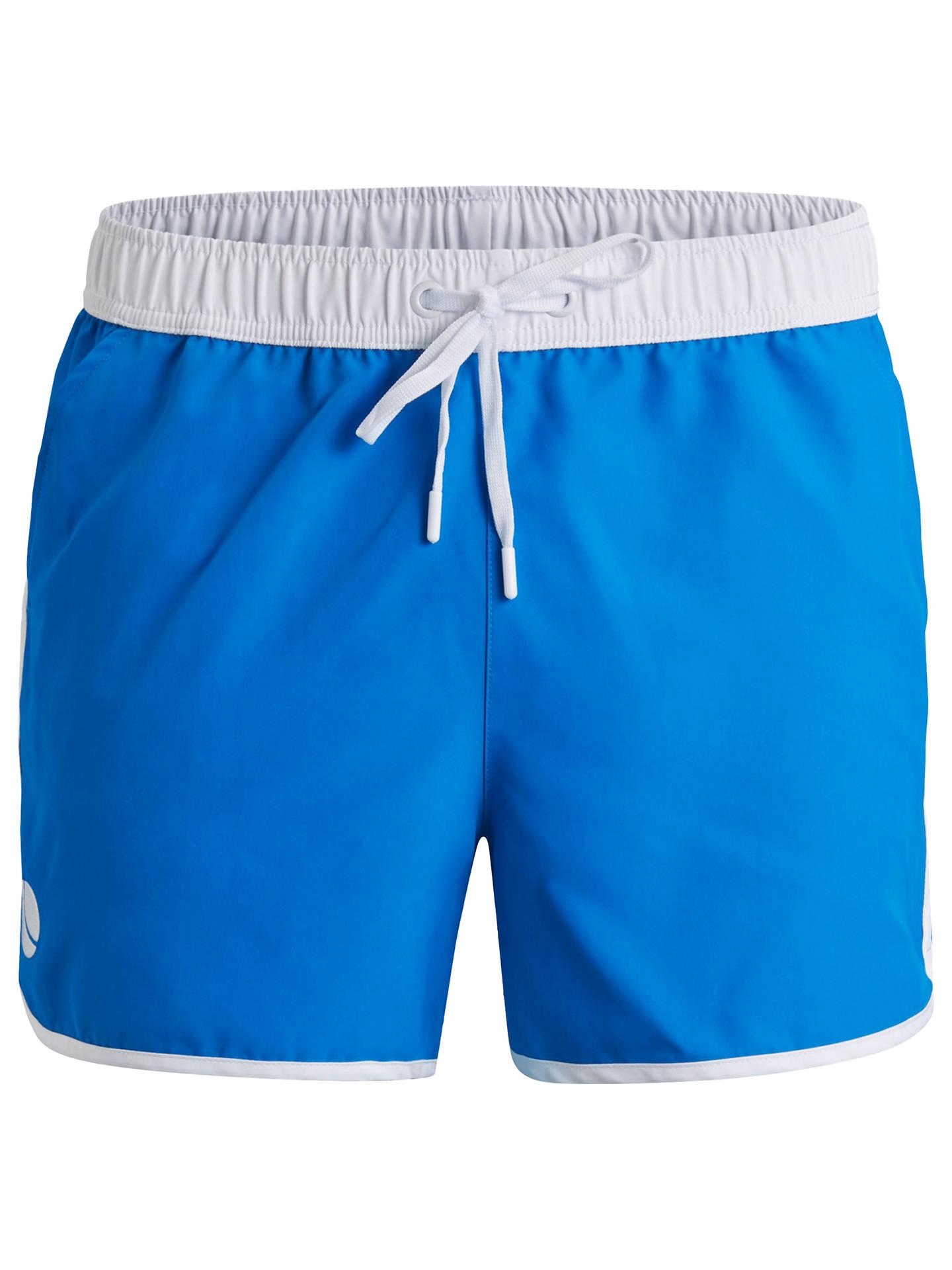 42968c3917 Buy Bjorn Borg Sandro Swim Shorts, Blue, S Online at johnlewis.com ...
