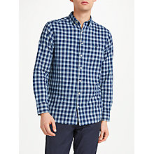 Buy Gant Madras Long Sleeve Check Shirt Online at johnlewis.com