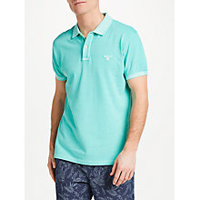 Buy GANT Sunbleached Cotton Polo Shirt Online at johnlewis.com