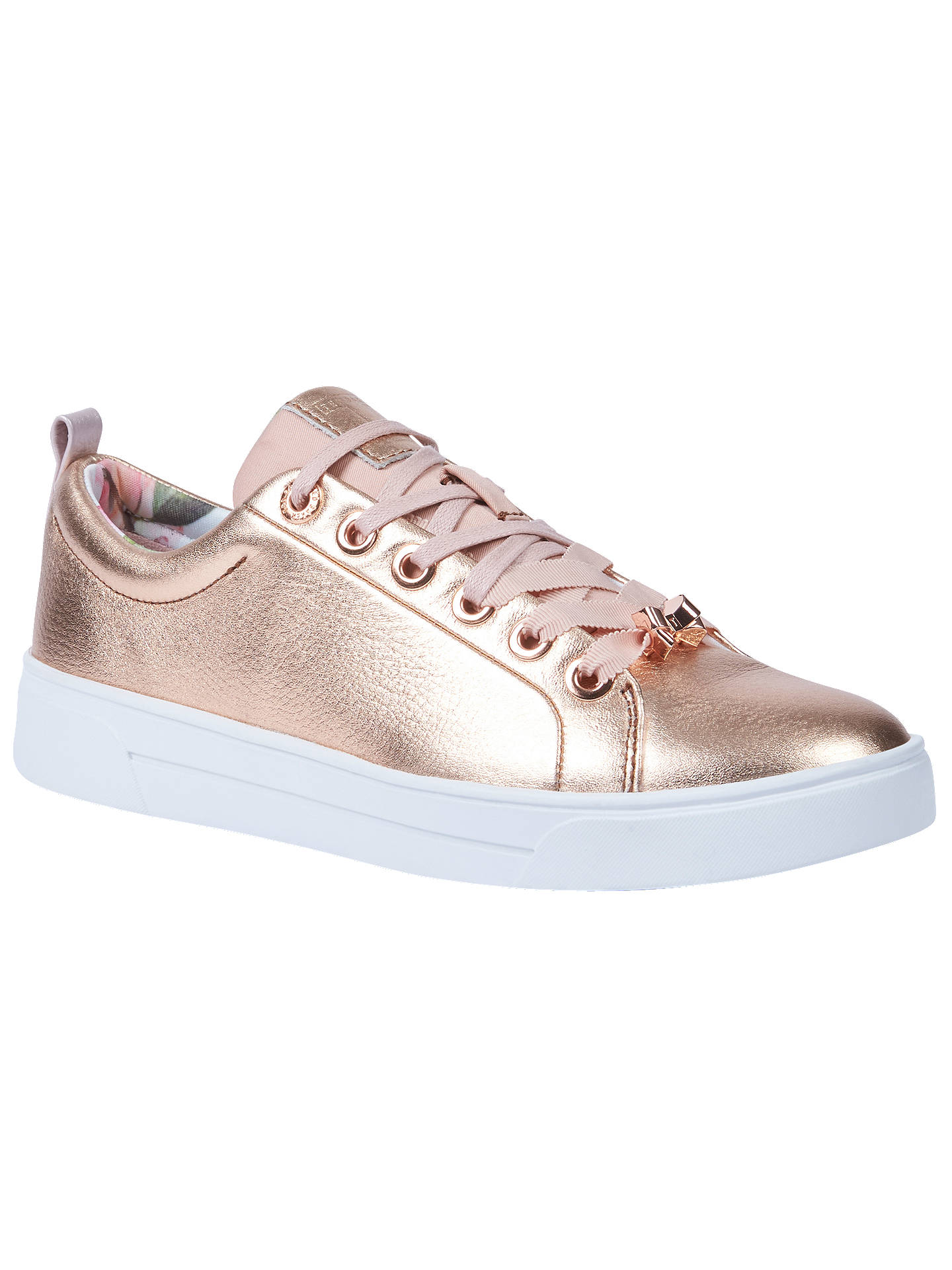 02ebf2a1f9b63 Buy Ted Baker Kellei Lace Up Trainers