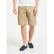 Buy Gant Relaxed Belted Cargo Shorts Online at johnlewis.com