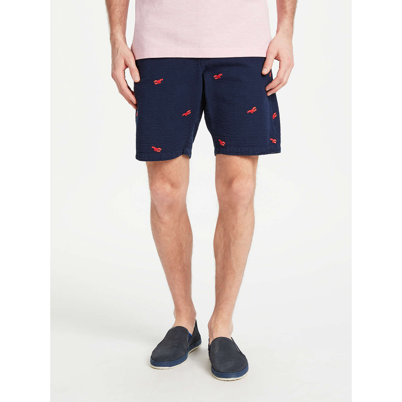 Boy Lobster Shorts - Classic Blue GANT ZouB187aP5