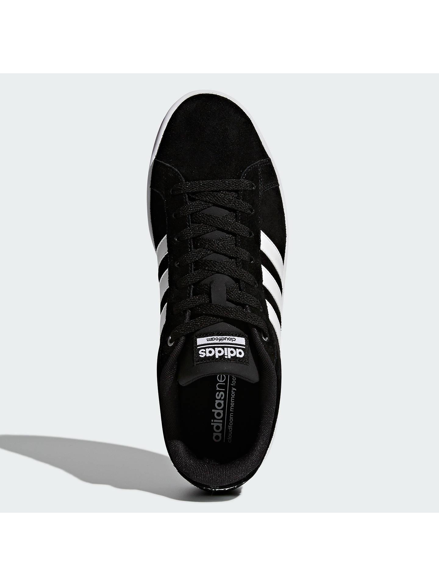 adidas neo advantage suede grey