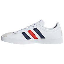 Buy Adidas VL 2.0 Court Men's Trainers Online at johnlewis.com