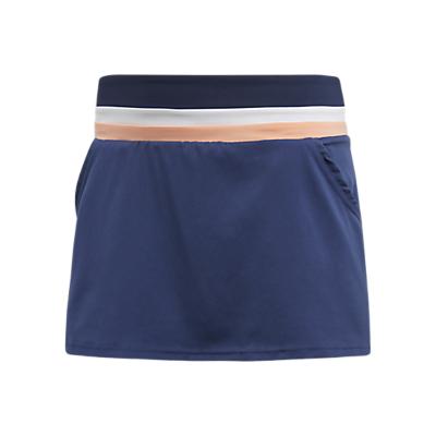 adidas Club Tennis Skirt, Indigo