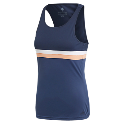 adidas Club Tennis Tank Top, Indigo