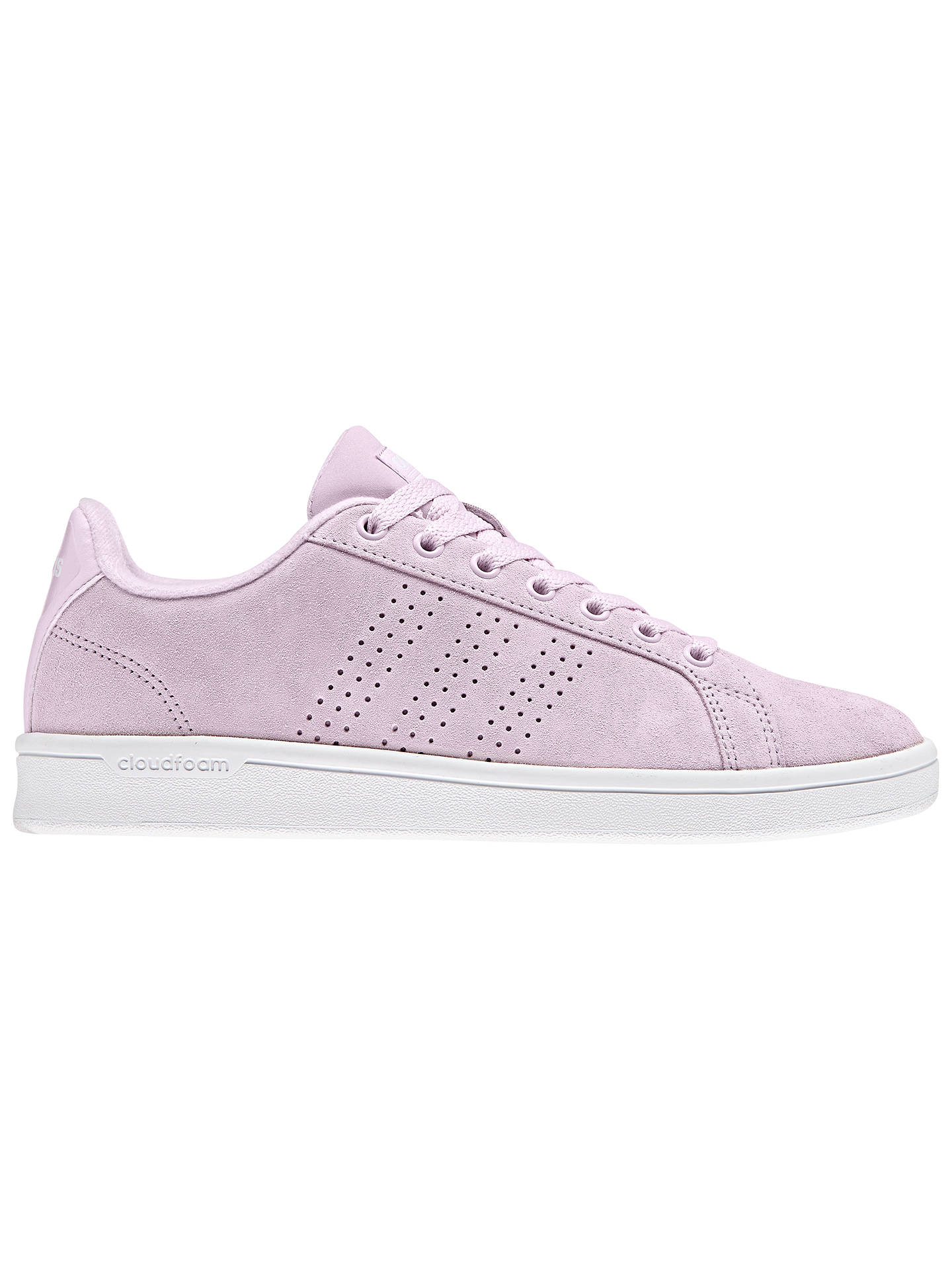 low priced 277a0 750e8 271cd ca540 coupon for buyadidas neo cloudfoam advantage womens trainers  aero pink 4 online at johnlewis. c4a7f