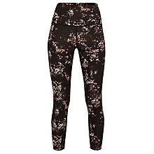 Buy Lolë Eliana Cropped Leggings, Black Online at johnlewis.com