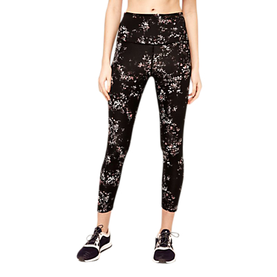 Lolë Eliana Cropped Leggings, Black