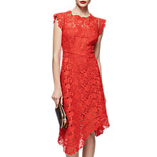 Buy Reiss Lucy Lace Occasion Dress Online at johnlewis.com