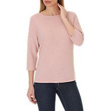 Buy Betty Barclay Bell Sleeve Top, Powder Rose Online at johnlewis.com