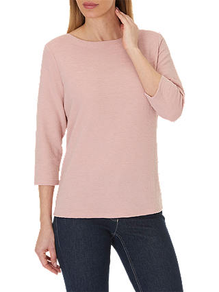 Buy Betty Barclay Bell Sleeve Top, Powder Rose, 10 Online at johnlewis.com