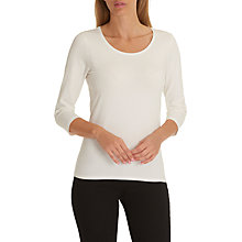 Buy Betty Barclay Three Quarter Length Sleeve Top Online at johnlewis.com