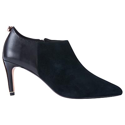 Ted Baker Akashers Stiletto Heel Ankle Boots, Black