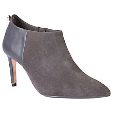 Buy Ted Baker Akashers Stiletto Heel Ankle Boots Online at johnlewis.com