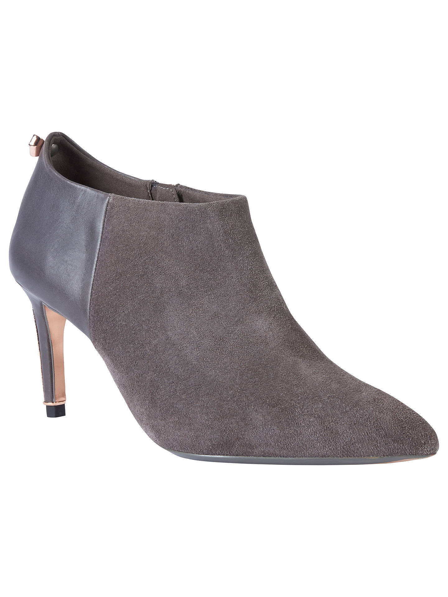 6752791b0c3d Buy Ted Baker Akashers Stiletto Heel Ankle Boots