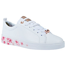 Buy Ted Baker Kelleip Low Top Trainers Online at johnlewis.com