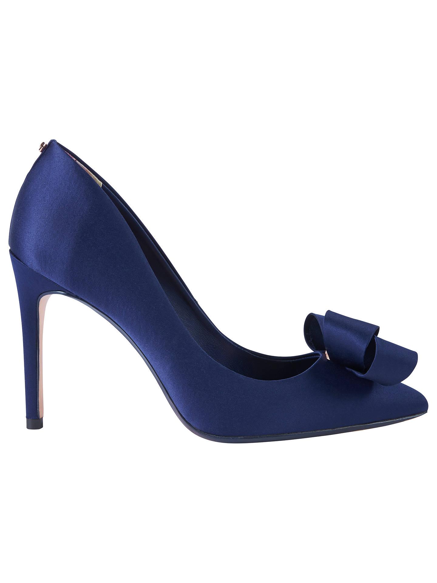f25c5a66c Buy Ted Baker Skalett Stiletto Heel Bow Court Shoes