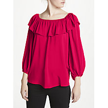 Buy Velvet by Graham and Spencer Off-Shoulder Top, Vixen Online at johnlewis.com