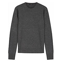 Buy Jaeger Cashmere Crew Neck Jumper Online at johnlewis.com