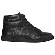 Buy Whistles Butler High Top Trainers Online at johnlewis.com