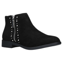 Buy Miss KG Sophie Ankle Boots, Black Online at johnlewis.com