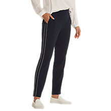 Buy Betty Barclay Pull On Trousers, Dark Sky Online at johnlewis.com