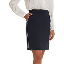 Buy Betty Barclay Slip On Skirt, Dark Sky Online at johnlewis.com