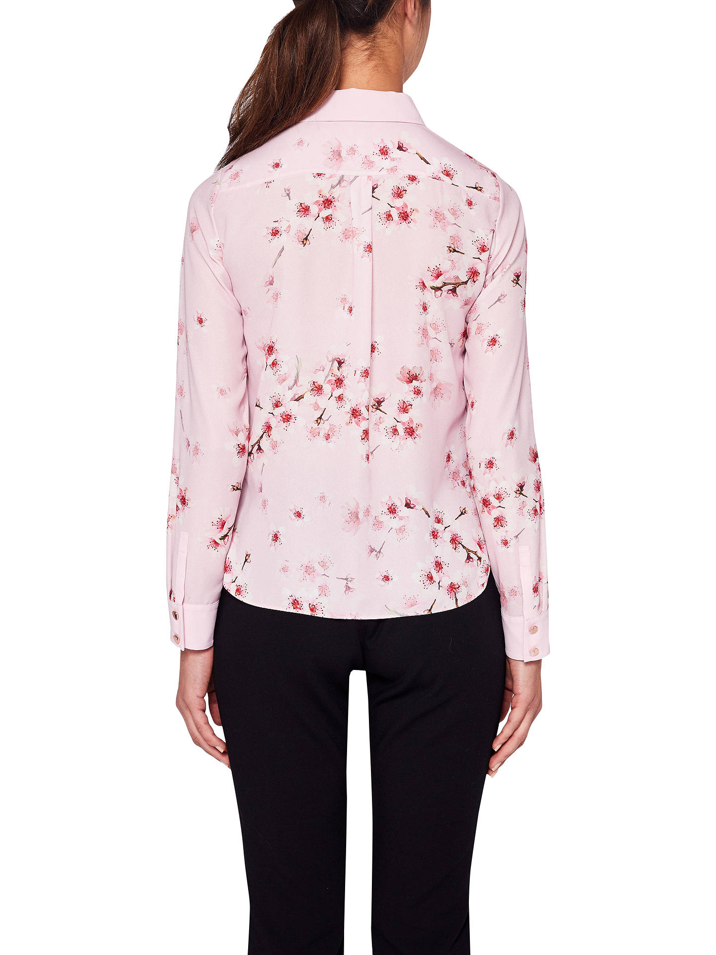 1aa0b9f87 ... Buy Ted Baker Atterba Blossom Long Sleeve Shirt
