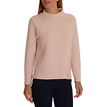 Buy Betty Barclay Double Knit Jumper, Light Rose Melange Online at johnlewis.com