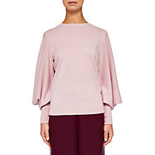Buy Ted Baker Fluri Oversized Sleeve Cashmere Jumper Online at johnlewis.com