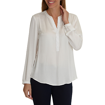 Betty Barclay Blouse, Off White