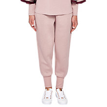Buy Ted Baker Ted Says Relax Radonna Ribbed Cuff Joggers Online at johnlewis.com