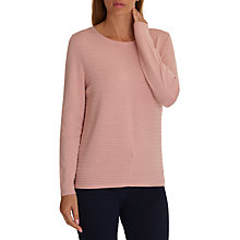 Buy Betty Barclay Ribbed Jumper, Powder Rose Online at johnlewis.com